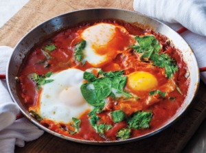 Shakshouka (you have to try this!)